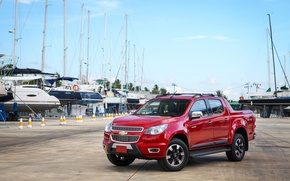 Picture Chevrolet, Colorado, series, High Country, Sport Edition