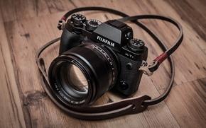 Picture the camera, lens, FUJI, X-T1