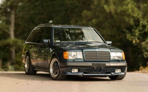 Picture AMG, amg, Mercedes-benz, estate, WAGON, S124