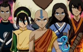 Picture Zuko, Aang, Qatar, Avatar: The Last Airbender, Avatar: the last airbender, Toff, APPA, Sokka