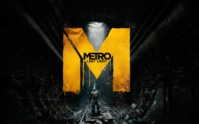 Picture the tunnel, Stalker, metro last light