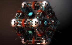 Picture Nano Surgeon, cube