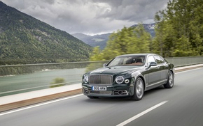 Picture Bentley, Car, 2016, Mulsanne Speed, Metallic