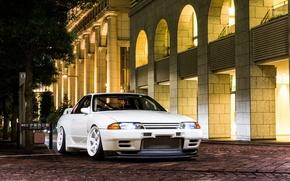 Picture Nissan, GT-R, Skyline, BNR32