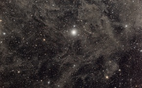 Picture Polaris, in the constellation, North star, Little Dipper