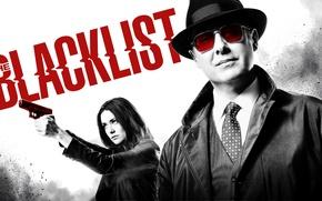 Picture NBC, TV show, James Spader, The Blacklist, Megan Boone