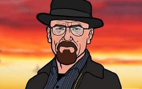 Picture Heisenberg, BreakingBad, Wisetechie