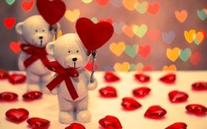 Picture love, toy, heart, bear, 14 Feb, valentine's day, Valentine's day