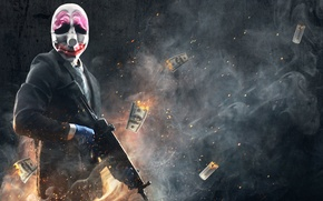 Picture heist, Payday 2, Hoxton, payday
