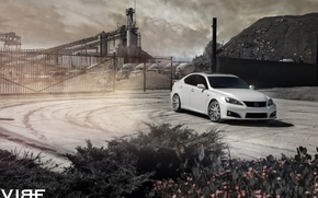 Picture Lexus, before, drives, ISF, Rohana