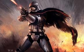 Picture weapons, Star Wars, clone, Star Wars, Blaster