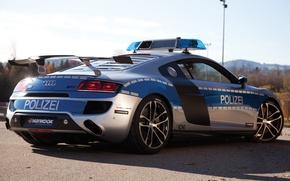 Picture Audi, police