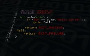 Picture code, pixels, programming