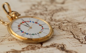 Picture style, watch, map