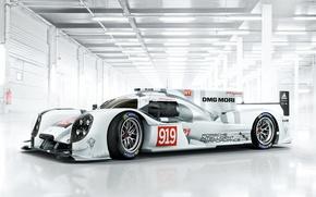 Picture Porsche, Hybrid, 2014, 919