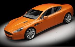 Picture car, render, iran, Astonmartin