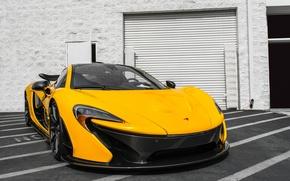 Picture Yellow, Mclaren, XP3