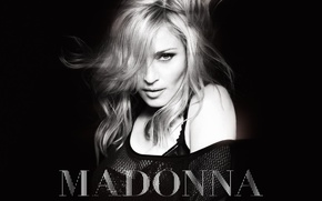 Picture look, singer, Madonna, Madonna, MDNA