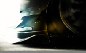 Picture GTR, Nissan, speed, bumper, GranTurismo6