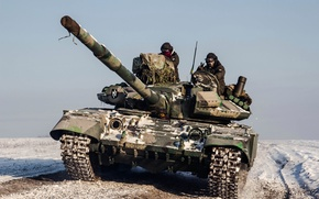 "Picture soldiers, tank, machine gun, Ukraine, fighters, Ukraine, Ukraine, honor, regiment, ""Azov"", 2016., ""Т-64"", Ukrainian army"