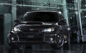 Picture Glass, Subaru, Impreza, Japan, Machine, Wallpaper, Sedan, WRX, Japan, Car, Glare, Auto, Car, Subaru, Impreza, ...