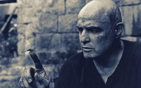 Picture Marlon Brando, Marlon Brando, Apocalypse now, Apocalypse Now