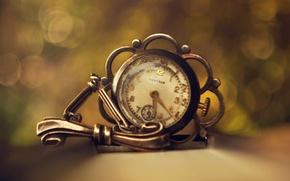 Wallpaper watch, decoration, dial, suspension