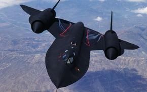 Picture scout, SR-71, strategic, supersonic