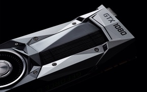 Picture GTX, Nvidia, GeForce, architecture, pascal, NVIDIA, 1080, the new generation