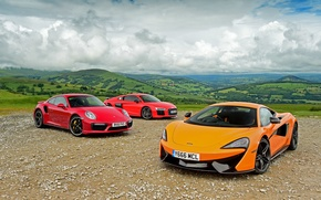 Picture McLaren, supercar, Coupe, McLaren