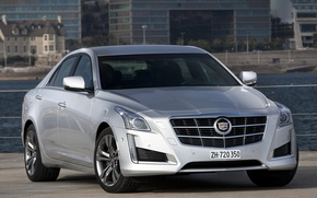Picture Cadillac, CTS