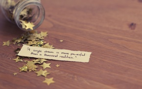 Wallpaper macro, table, quote, leaf, Tolkien, stars, mood, reality, dream