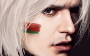 Picture face, anime, flag, art, guy, axis powers hetalia and axis countries, belarus, hetalia, mochifin