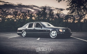 Picture mercedes-benz, stance, c140