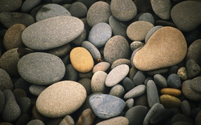 Wallpaper pebbles, stones
