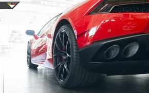 Picture Lamborghini, Vorsteiner, Huracan
