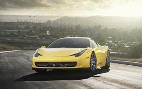 Picture Ferrari, 458, Vorsteiner, Italia, 2013