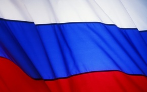 Wallpaper flags, flag, tricolor, Russia
