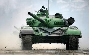 Picture weapons, army, tank, M-84