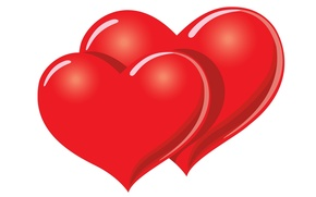 Picture holiday, heart, pair, Valentine's Day
