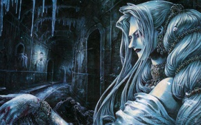 Picture castle, mood, trinity blood