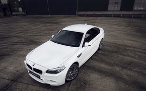 Picture BMW, White, F10