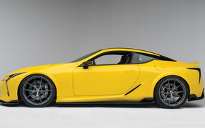Picture tuning, Lexus, supercar, Lexus LC 500