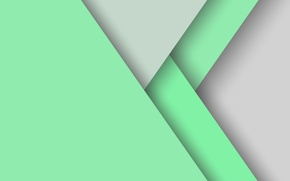 Picture geometry, green, design, color, material