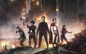 Picture The series, actors, Movies, Powers, Superpowers