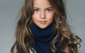 Picture model, portrait, girl, sweater, young, Kristina Pimenova