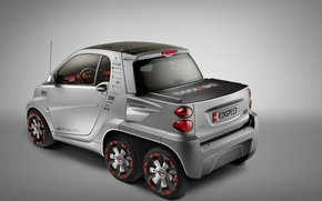 Picture Rinspeed, Smart, Fortwo, Dock-Go