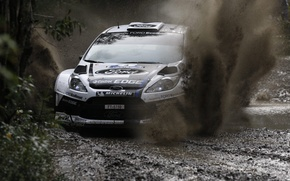 Picture Ford, Squirt, WRC, Rally, Fiesta