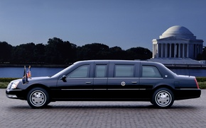Picture car, Cadillac, state, presidential
