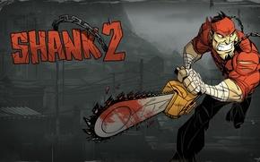Picture Schenk, Chainsaw, Shank 2, Chainsaw